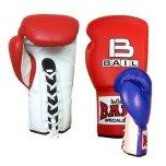 Boxovací rukavice BAIL PROFI šněrovací 10 oz doprodej