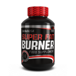 BIOTECH USA Super Fat Burner 120 tablet