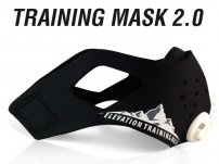 Elevation tréninková maska 2.0 velikost M
