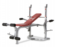 Posilovací lavice na bench press BH FITNESS OPTIMA FLEX