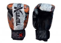 TEAM-X rukavice CORPO DELUXE kůže
