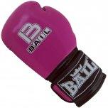 BAIL Boxerské rukavice B-FIT růžové