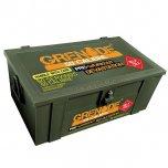 GRENADE 50 CALIBRE 580 g killa cola + 3 x vzorek Grenade Detonator (12 dávek)