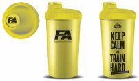 FA Shaker YELLOW 700 ml