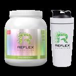 REFLEX PEA Protein 900 g + shaker EXCLUSIVE zdarma!