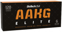 BIOTECH USA AAKG Elite 120 kapslí