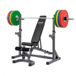 Posilovací lavice na bench press TRINFIT Set RX20