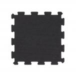 Podlaha PUZZLE PROFI CF 8 mm / 50x50 / černá