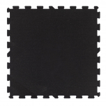 Podlaha PUZZLE PROFI CF 8 mm / 100x100 / černá