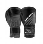 BAD BOY boxerské rukavice TRAINING SERIES IMPACT černo-šedé