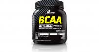 OLIMP BCAA XPLODE POWDER 500 g + 5 vzorků WHEY PROTEIN COMPLEX ZDARMA!