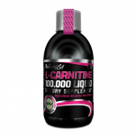 BIOTECH USA L-Carnitine 100 000 / 500 ml