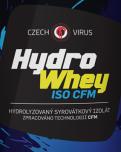 CZECH VIRUS HYDRO WHEY ISO CFM 30 g VZOREK