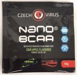 CZECH VIRUS NANO BCAA 10 g VZOREK