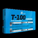 OLIMP T-100® HARDCORE 120 kapslí + 5 vzorků REDWEILER ZDARMA!