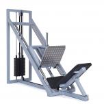 FITHAM Leg press s kombinovanou zátěží