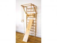 Ribstole s hrazdou a lavicí  DIWEAVE DW-33 / 240 x 78 cm