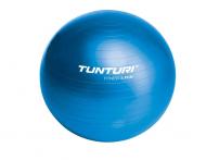 TUNTURI gymnastický míč s pumpičkou modrý
