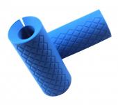Fat Grip gumový úchop na činku - 2 kusy
