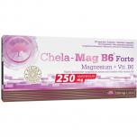 OLIMP CHELA-MAG B6 FORTE 60 kapslí
