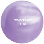 Jóga míč tónovaný 1,5 kg TUNTURI Toning ball