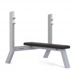 Posilovací lavice na bench press FITHAM Lavice tlaky rovná - bench press