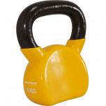 Kettlebell VINYL 6 kg TUNTURI žlutý
