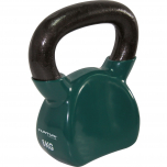 Kettlebell VINYL 8 kg TUNTURI zelený