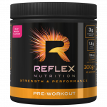 REFLEX PRE-WORKOUT 300 g fruit punch