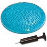 Vzduchová balanční podložka TUNTURI s pumpičkou modrá