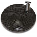 Vzduchová balanční podložka TUNTURI s pumpičkou černá