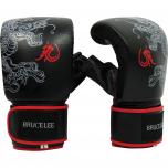Boxerské rukavice na pytel nebo sparring L BRUCE LEE Deluxe