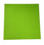 Tatami Taekwondo 100 x 100 x 2 cm žluto-zelená
