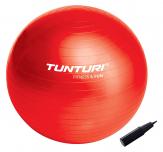 Gymnastický míč s pumpičkou 65 cm TUNTURI červený