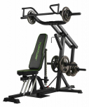 Posilovací stroj TUNTURI WT80 Leverage Gym