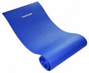 Podložka na cvičení protiskluzová TUNTURI Fitness Mat XPE modrá