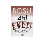 BOSU® DVD 4 in 1 workout