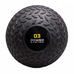 Medicinbal Slam ball 3 kg POWER SYSTEM černý
