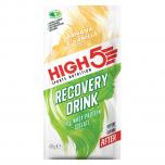 HIGH5 Recovery Drink 60 g banán-vanilka