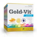 OLIMP GOLD-VIT Junior 15 sáčků pomeranč