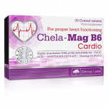 OLIMP Chela-mag B6 Cardio 30 tablet