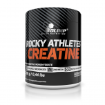 OLIMP Rocky Athletes Creatine 200 g + 5 vzorků Gain Bolic zdarma!