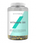 MyProtein Vitamin D3 - 180 kapslí