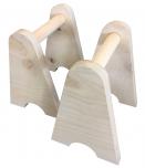 Opěrky na kliky - vysoké (délka 25 cm)