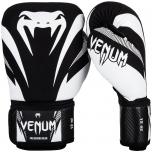 Boxerské rukavice Impact černé/bílé VENUM