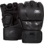 MMA rukavice Challenger matně černé VENUM