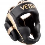 Chránič hlavy Elite černý/zlatý VENUM