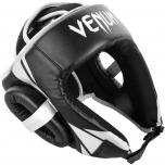 Chránič hlavy Challenger Open Face černý/bílý VENUM
