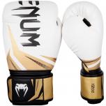 Boxerské rukavice Challenger 3.0 bílé/černo-zlaté VENUM