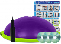 BOSU® Build Your Own (Fialová/Zelená)
